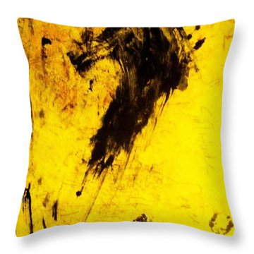 Dynamo  Throw Pillow by Lesley Fletcher