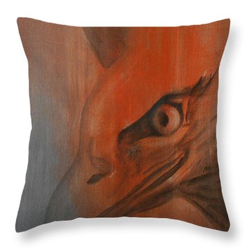 Eagle Spirit 4 Throw Pillow