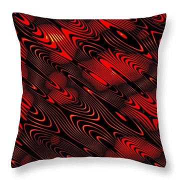 Eanadan Throw Pillow