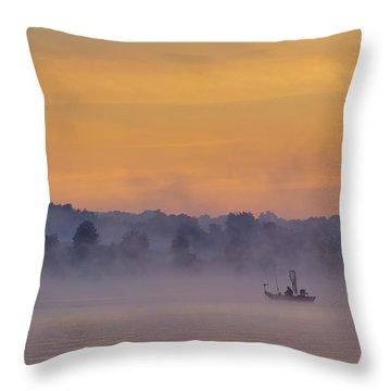 Marsh Throw Pillows