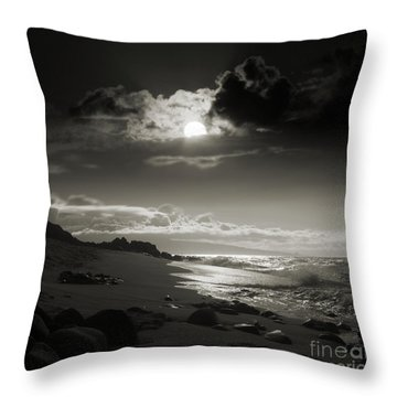 Earth Song Throw Pillow
