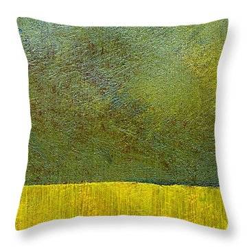 Earth Study Two Throw Pillow