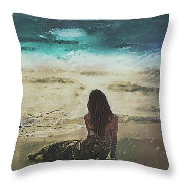 Eastcoast Throw Pillow