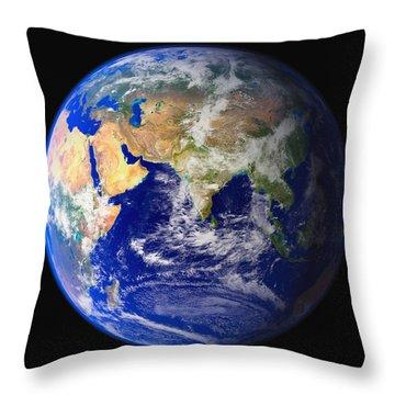 World Schooling Throw Pillows
