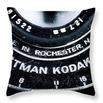 Eastman Kodak Co Throw Pillow