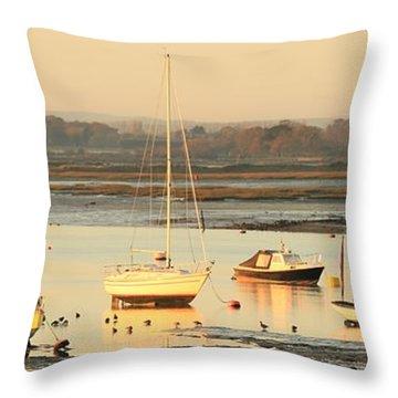 Ebbtide Emsworth Throw Pillow