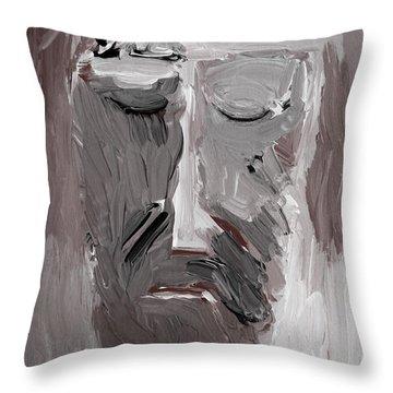 Ecce Homo 2014 Throw Pillow