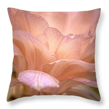 Echinopsis Los Angeles Throw Pillow