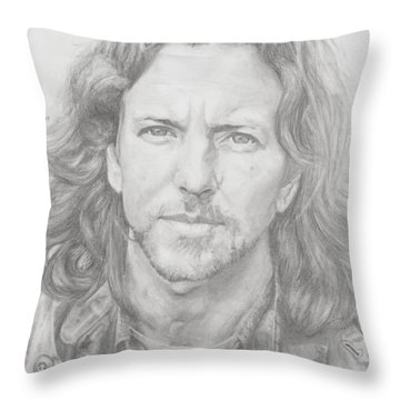 Pearl Jam Throw Pillows