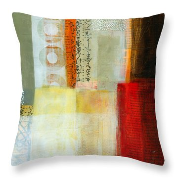 Edge Location 7 Throw Pillow