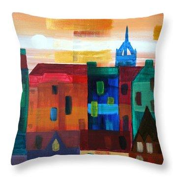 Edinburgh L Throw Pillow