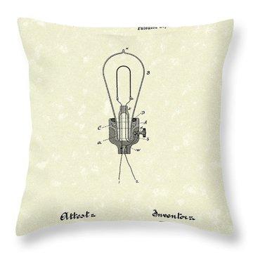 Edison Throw Pillows