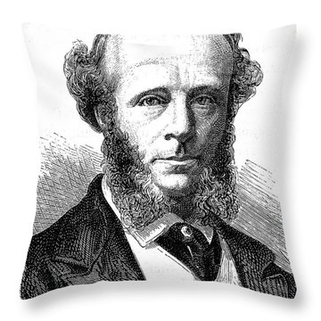Whitehouse Throw Pillows