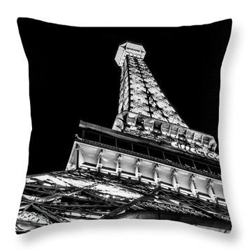 Industrial Romance Throw Pillow by Az Jackson