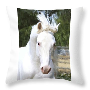 El Padrone Throw Pillow