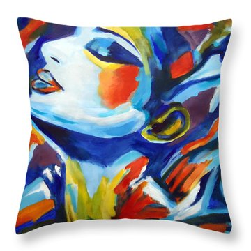 Elation Throw Pillow