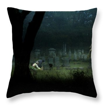 Eldorado I Throw Pillow