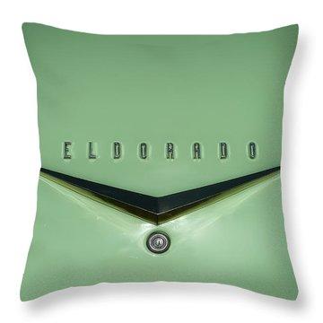 Eldorado Throw Pillow