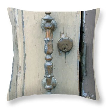 Elegant Still Throw Pillow