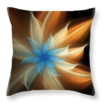 Elegant Throw Pillow
