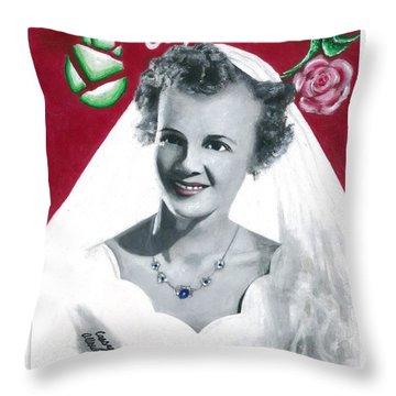 Elizabeth Throw Pillow