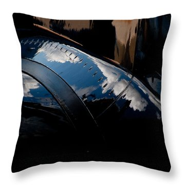 Embraer Reflection II Throw Pillow by Paul Job