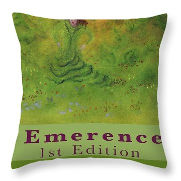 Emerence 156 Page Paperback. Throw Pillow