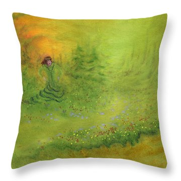 Emerence Throw Pillow