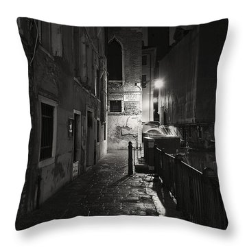 Throw Pillow featuring the photograph Empire Of Light 2 by Marion Galt