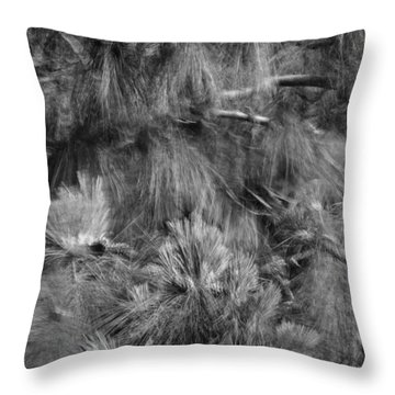 Enchanted Tree Throw Pillow
