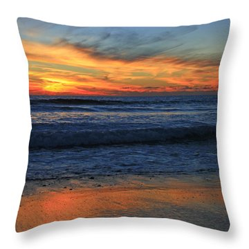 Swamis Skyburst 21x40 Inches Throw Pillow