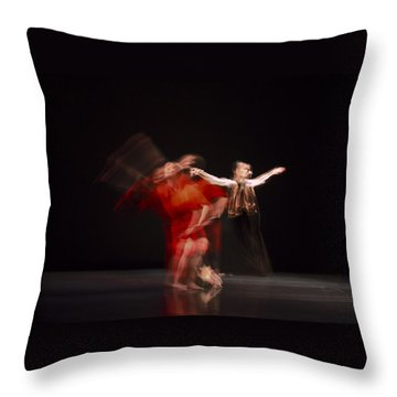 Encore 10 Throw Pillow
