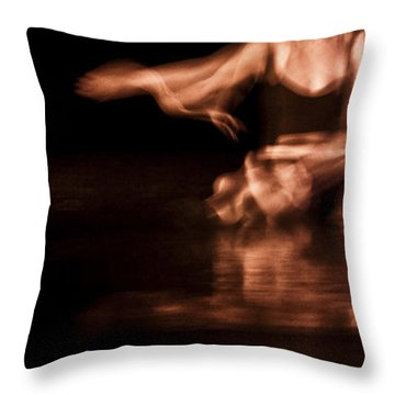 Encore 6 Throw Pillow