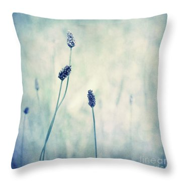 Endearing Throw Pillow
