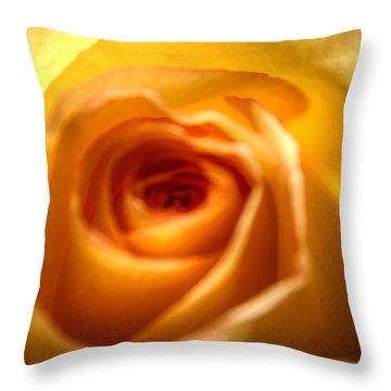 Endless Beauty Throw Pillow