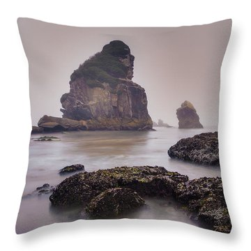 Enduring Throw Pillow