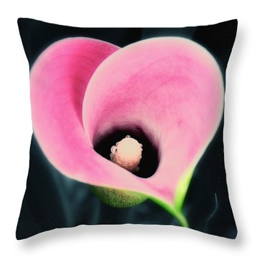 Enduring Heart Throw Pillow
