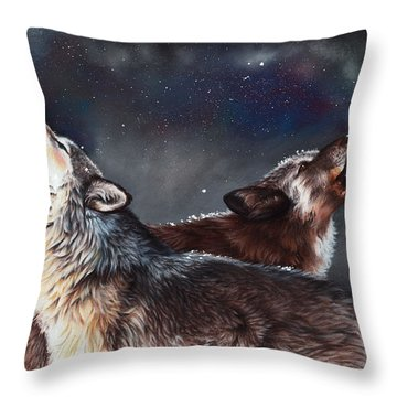 Enduring Spirit Throw Pillow