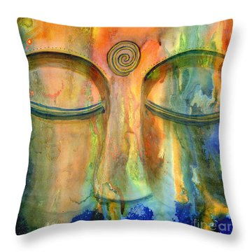 Enlightened Throw Pillow