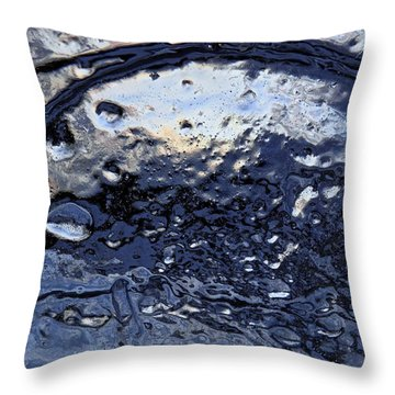 Entrance Throw Pillow by Sami Tiainen