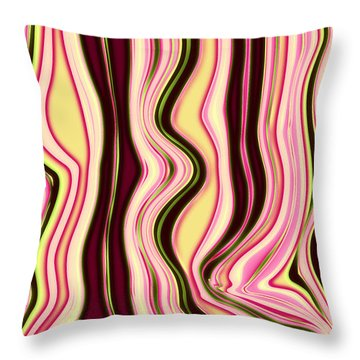 Entropy Or Bust Throw Pillow by Matt Lindley