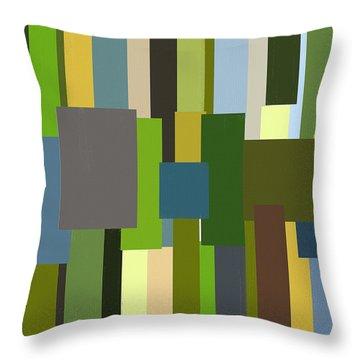 Envious Throw Pillow by Lourry Legarde