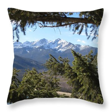 Epic Throw Pillow