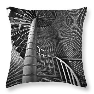 Escher-esque Throw Pillow