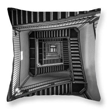Escher Throw Pillow