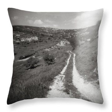 Esperanza Throw Pillow by Taylan Apukovska