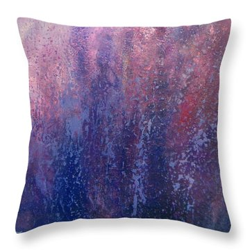 Essence Of Provence Throw Pillow