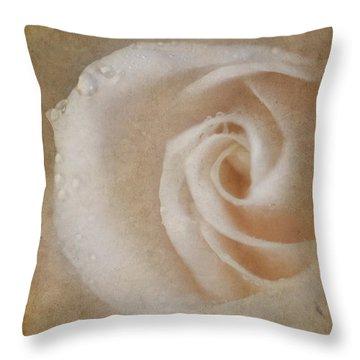 Essence Of Rose #2 Throw Pillow