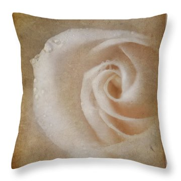 Essence Of Rose #2 Throw Pillow