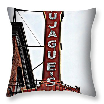 Est. 1856 Throw Pillow